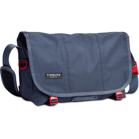 Timbuk2 Flight Classic Messenger Bag S, granite/flame